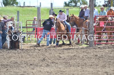Steer Wrestling 06-23-13
