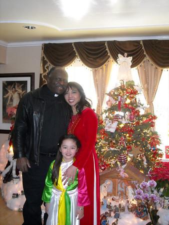 2008 Christmas candids