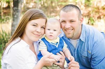 Singletary Family
