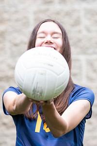 Academy Volleyball Team 2020
