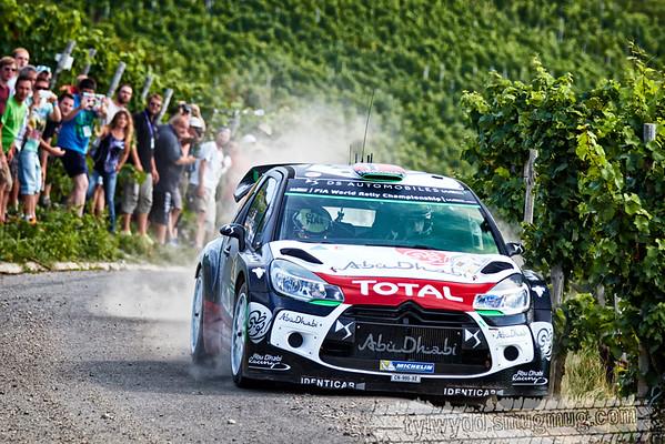ADAC Rallye Deutschland 2015
