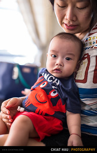 Lucas - 4 to 7 Months