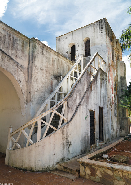 Church of San Dionisio (1512), Higuey
