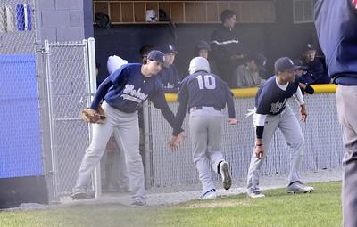 OE soph. baseball  2015