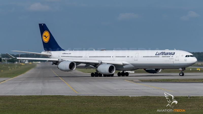 Lufthansa / Airbus A340-642 / D-AIHV / Last A346 Takeoff @ MUC?