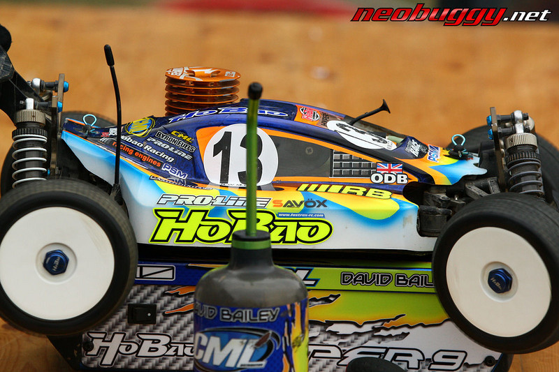 Day 2 - Pro-Line Slough