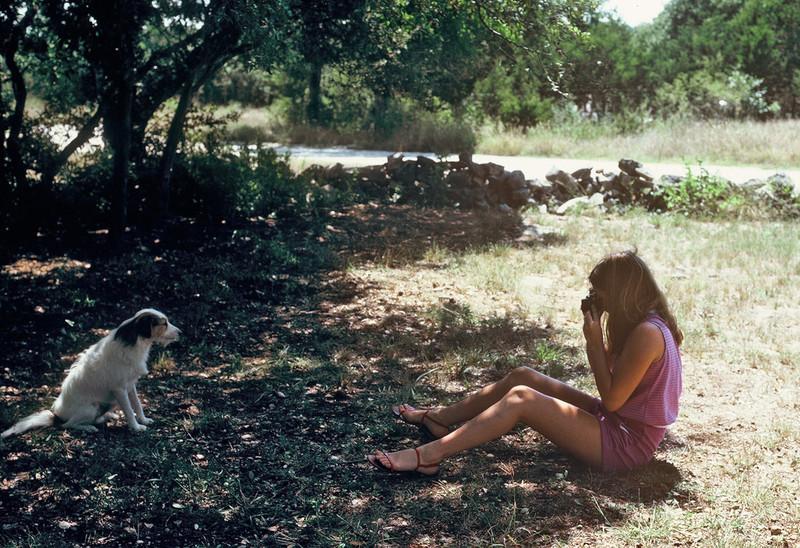 Donna & Dog