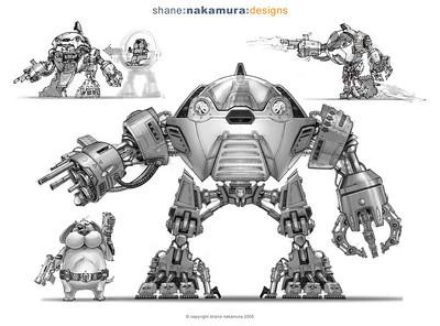 Ent: Mechanical, Etc.