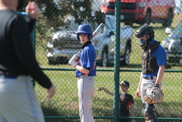 Junior Prep Baseball vs. Eagles Club - March 26, 2021
