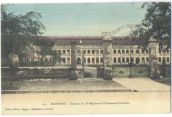 1910 Haiphong infantry house.jpg