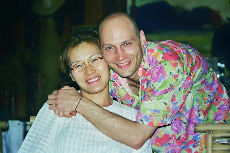 2000 December MiJung Rick restaurant.jpg
