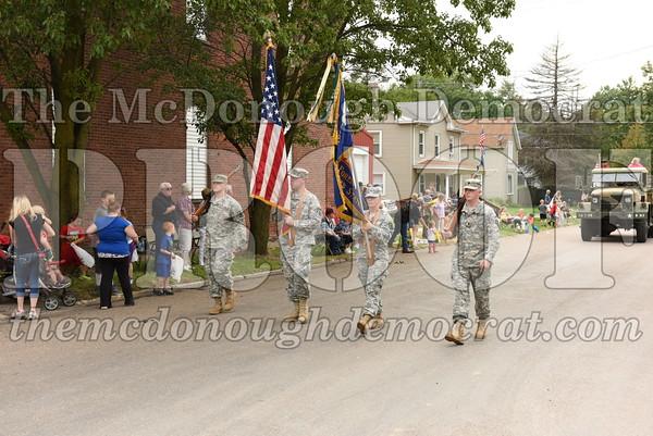 Fall Festival Parade 08-25-16