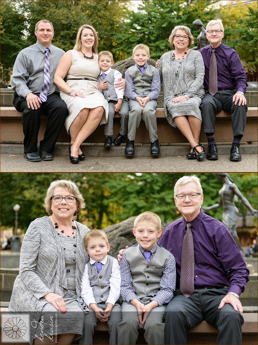 Family Fountain