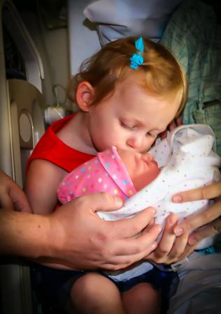 Lexi's Newborn Pictures