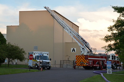 Commercial Fire Palmer Intl Skippack Twp, PA  7/3/2021
