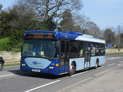 Scania Omnicity (single decks)