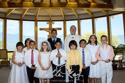 Santa Catalina Communion 2015