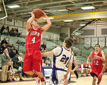 Boys Basketball - Mills Godwin v Chantilly Chargers, Thursday, December 29, 2011