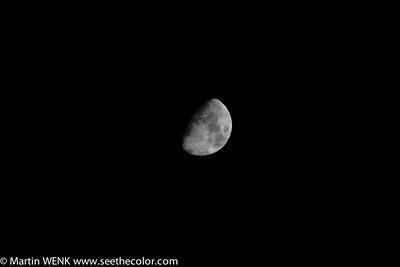 Lunar eclipse Tokyo 2011-12-10