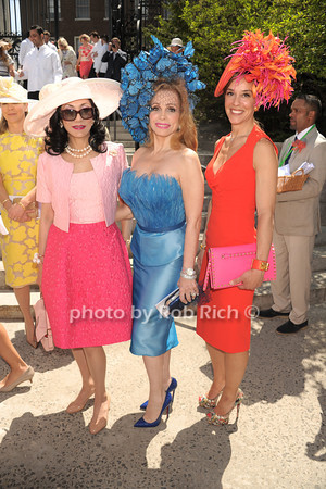 Patricia Shiah, Joy Marks, Christine Mulligan photo by Rob Rich/SocietyAllure.com © 2014 robwayne1@aol.com 516-676-3939