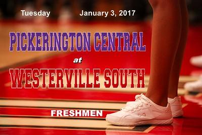 2017 FRESHMEN Pickerington Central at Westerville South (01-03-17)
