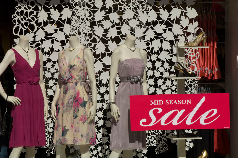 Sale is On