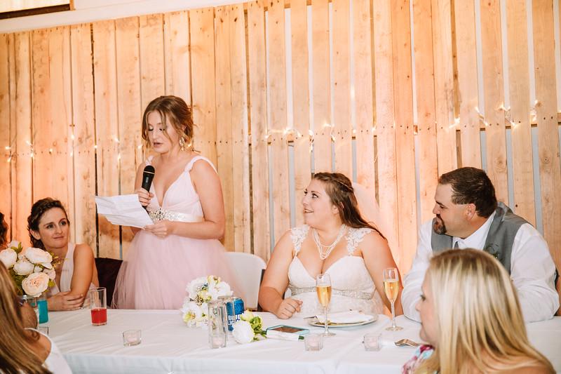 Speeches & Toast