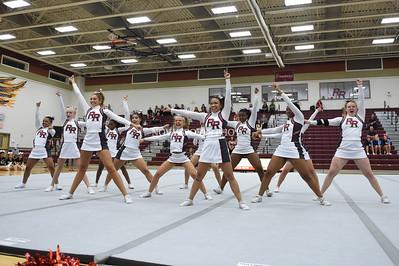 Cheer: 2015 Loudoun County Championship - Rock Ridge 10.3.15