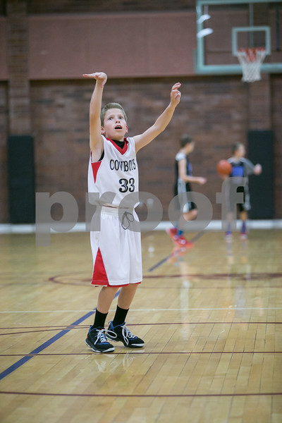 Grantsville vs UBC Youth Basketball