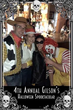 4th Annual Gilson's Halloween Spooktacular!