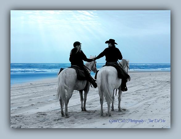 Beach Ride - Topsail Beach, NC