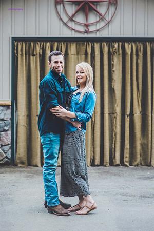 Ryan & Alicia Engagement - base finish