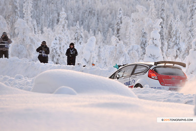 23.-24.01.2015 | Arctic Lapland Rally, Rovaniemi