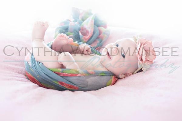 Addie {Newborn}