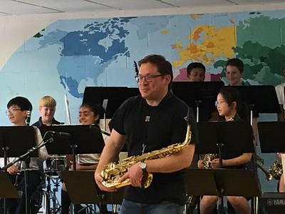 Jazz Band Assembly