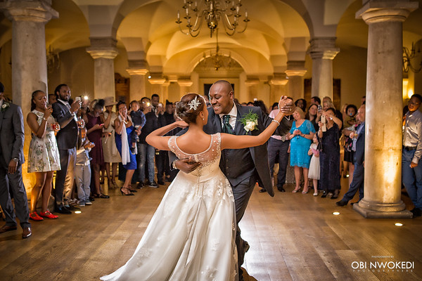 Afro Caribbean Wedding Photographers // Dora + Roy