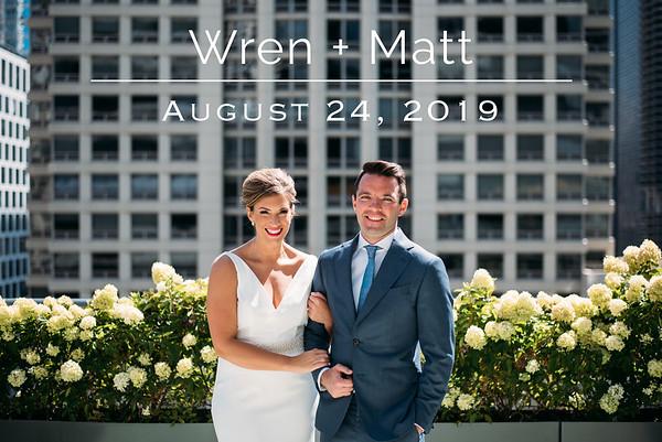 Wren + Matt
