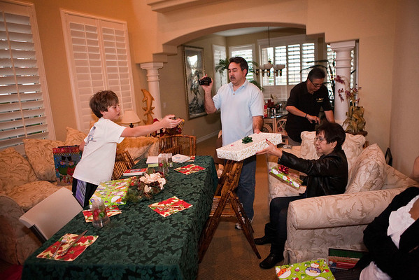 2011 Christmas at the Wooten's