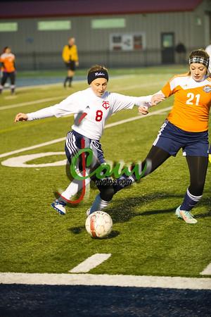 "2014 TCH ""Lady Rebels"" Soccer"