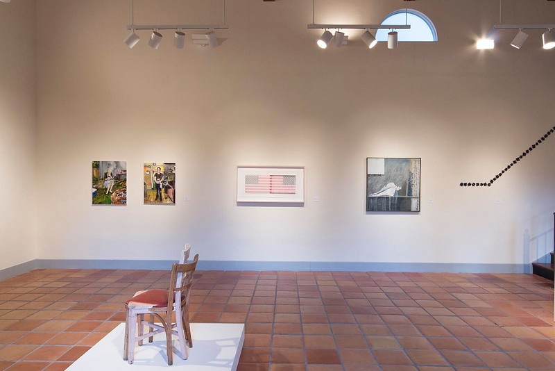 2015 Juried Alumni Exhibition, Installation View