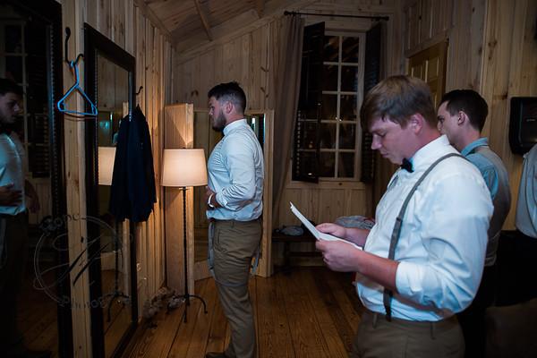 Yates Wedding Prep- details