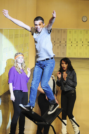 "2014 New Castle Musical — ""Footloose"""