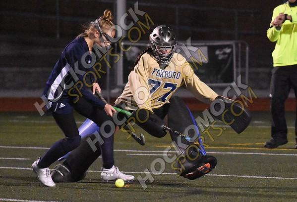 Foxboro - Cohasset Field Hockey 11-4-18