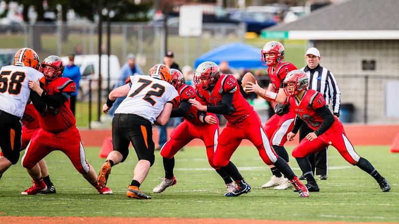 BCS Eagles Football