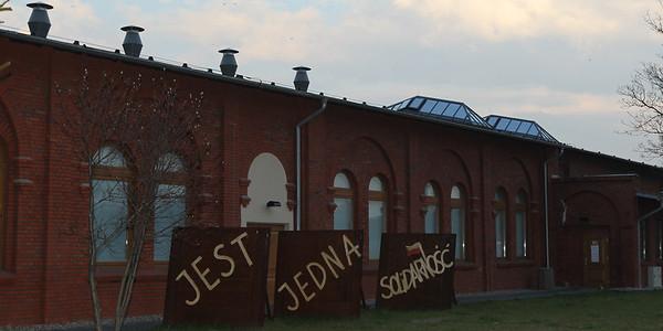 Gdansk Shipyard Poland April 2012