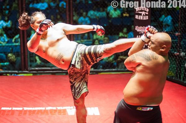 Kimo Tatupu vs Randy Namocat