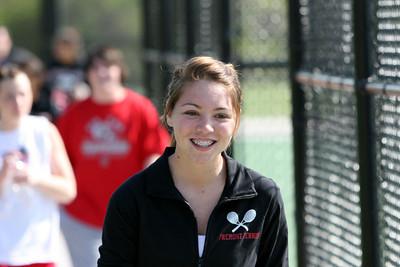 Girls Tennis - 2007-2008 - 4/30/2008 Spring Lake