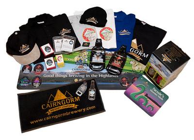 20130129 Cairngorm Merchandise