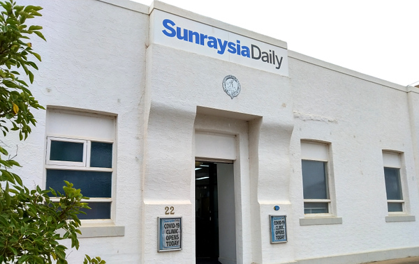Sunraysia Daily main office (photo credit: Elliott Newspaper Group)