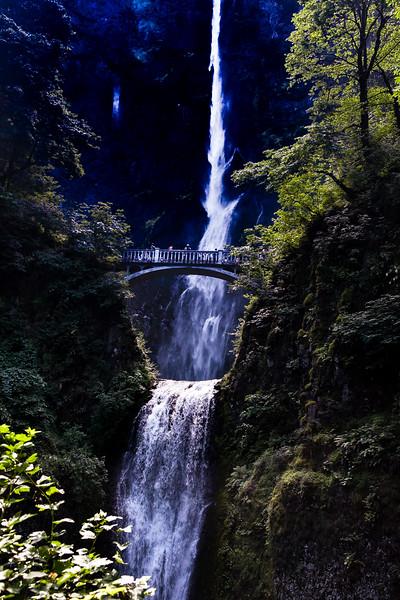 Iconic Multinomah Falls